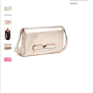 Kate Spade Carah Leather Cross-body Mini Bag